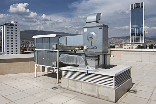 VENTILATION AND AIR-CONDITIONING INSTALLATIONS